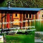 Nachhaltig wohnen im Tiny Haus