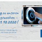 EINLADUNG zur Eröffnungsfeier bzw. Eröffnungswochen. Allianz Rüttinger und Kaul GbR. Altlußheim