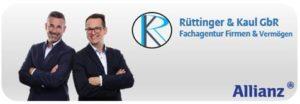 Allianz Rüttinger und Kaul GbR, Altlussheim, Neueröffnung