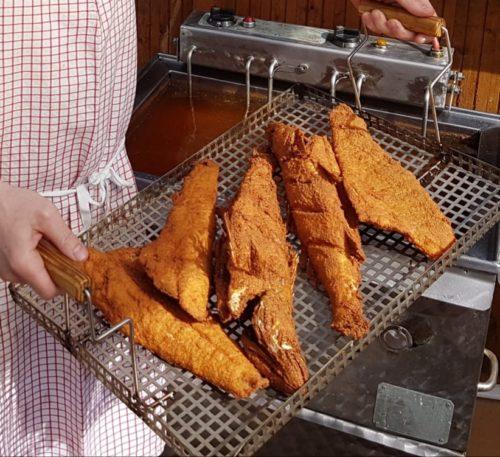 FISCH-TO-GO-Essen des ASV-Reilingen