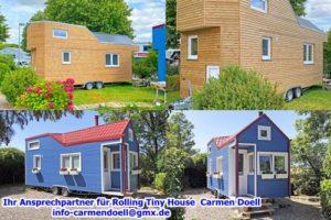 Nachhaltig und minimalistisch leben im Tiny House. Tiny Houses für den Rhein-Neckar-Kreis