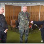 Bundeswehr hilft der Stadt Remscheid bei Corona Tests & Nachverfolgung