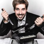 Veranstaltung, Termine Daniel Helfrich, Klavierkabarett Oktober 2020