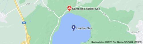 Vulkanausbruch in Maria-Lach / Koblenz, Laacher See bevorstehend