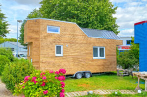Rolling Tiny House, Carmen Döll, Rhein-Neckar-Kreis