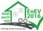Rolling Tiny House baugenehmigungsfähig mit EnEV2016 Nachweis