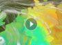 Sturm und Regen in Deutschland, Oktober, ab etwa 04-10-2020