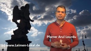 Werde selbst ein Schutzengel, Pfarrer Arul Lourdu, Leimen-Lokal, Nussloch-Lokal, Onlinezeitung