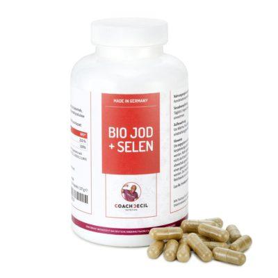 Jod ist für alle Zellen und Hormondrüsen elementar wichtig!