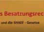 Sheaf, Alliierten und Gesetze hat Deutschland weiterhin übernommen – 2020