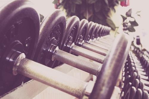 Fitnessstudio, Quelle Pixabay