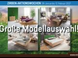 Relax2000, Zirben-Aktionswochen, 29.01. bis 12.02.2021