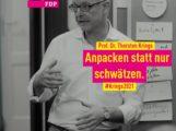 Wählen Sie Prof. Dr. Thorsten Krings in den Landtag.