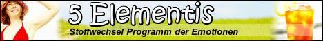 5 Elementis Stoffwechsel Programm der Emotionen