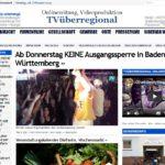 Ab Donnerstag KEINE Ausgangssperre in Baden-Württemberg