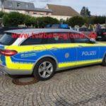 Wiesloch (B3/L594): Missachtung Rotlicht – Hoher Schaden durch Verkehrsunfall