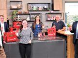 Sally und Wirsol spenden 10.000 Flaschen Apfelsaftschorle an Kindergärten und Altenheime