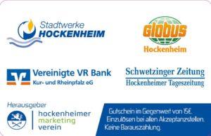 Treuekarte_Ostern, HMV_Hockenheim, Marketingverein, Sponsoren