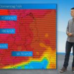 Unwetterwarnung: Schwerer Sturm ab Donnerstag.