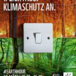 Earth Hour 2021 – Umweltstelle der Stadt Wiesloch informiert