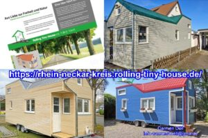 rolling Tiny House, Carmen Döll, Tiny Haus, Wärmeschutznachweis gem. EnEV 2016