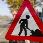 Balzfeld – Teilweise Einschränkungen in der Eschelbacher Straße