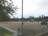 Sanierung Sportplatz Horrenberg hat begonnen