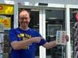 Hockenheim, Formel-1 Rennstadt: Die Rennstadtkarte jetzt auch als Briefmarke
