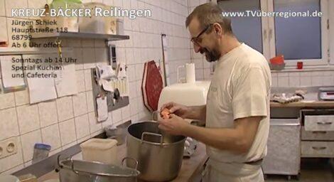 Sommerferien Öffnungszeiten, Bäcker in Reilingen, Kreuzbäcker, Bäckermeister Schieck