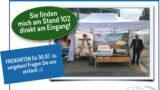Besuchen Sie uns gerne vom 30.07. (FR) bis 01.08.21 (SO) auf der Messe Lebensart in Mannheim-Seckenheim!
