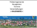 Finissage von Frau Alisch im Rathaus Rauenberg