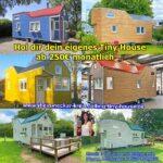Autarkie und Ladungssicherung im Tiny House