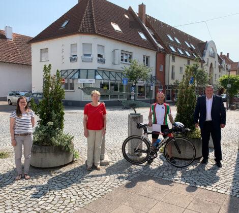 Hockenheim – Acht Tonnen CO2 eingespart