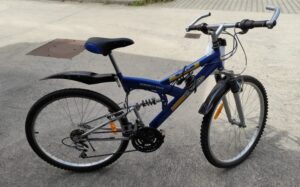 Jugendlichen mit gestohlenem Fahrrad erwischt - Eigentümer gesucht