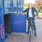 Bund unterstützt Fahrradkonzept in Hockenheim