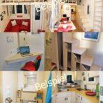 Mini Wohngebäude das vollwertige Haus auf Rädern