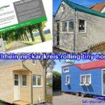Hol Dir Dein mobiles eigenes Minihaus, Tiny House oder Bungalow