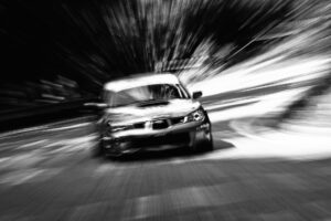 Verdacht des verbotenen Autorennens - Polizei sucht Zeugen