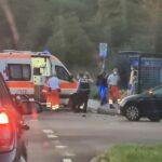Dielheim, Verkehrsunfall mit drei leicht verletzten Kindern
