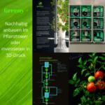 Greeny+ Pflanzentower Nachbarschaftsmanufaktur