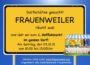 Zweiter Dorf – Hofflohmarkt in Frauenweiler