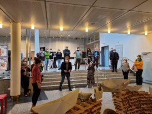 Am 3. Oktober hatte die Partnerschaft für Demokratie zur 3. Demokratiekonferenz im Kongresszentrum Palatin eingeladen.